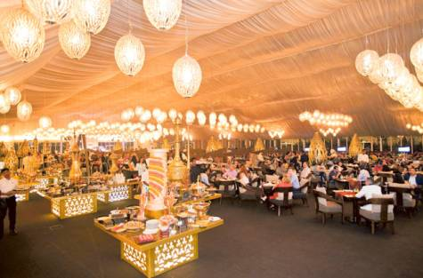 & Asateer Tent in Atlantis Palm offers luxurious Ramadan Iftar