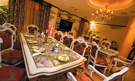 Afghan restaurants in dubai for Afghan cuisine restaurant