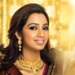 Bollywood singer Shreya Ghoshal in Dubai