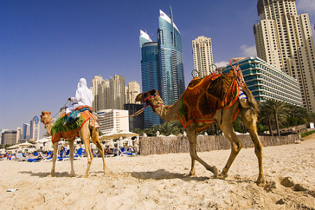 top 10 places in UAE