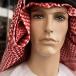 What do Arabs wear on their heads