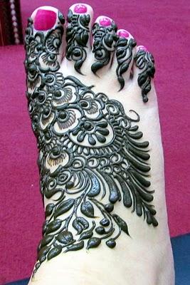 Henna Tattoo Trends In Uae Uae Style Magazine