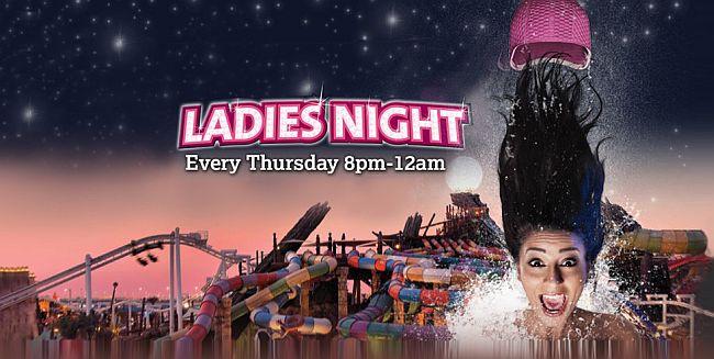 ladies night yas waterworld abu dhabi