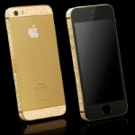 AMOiPhone 5S gold iphone