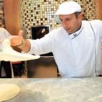 World Pizza Champion Chef Danilo Sangrigoli in Abu Dhabi