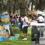 Buying and Selling at Dubai Flea Market