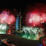 Dubai to welcome 2014 with World Record Fireworks
