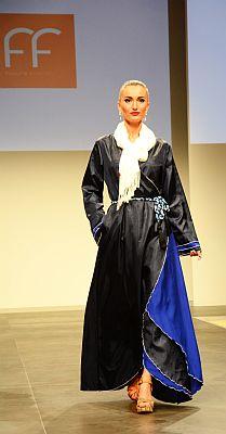sustainable abaya by future fashion