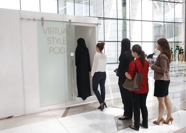 virtual style pod abu dhabi