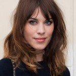 British 'It' girl Alexa Chung in Fashion Forward line-up