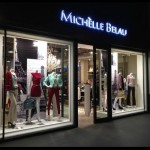 Michèlle Belau launches Spring 2014 Collection with a catwalk at Madinat Jumeirah