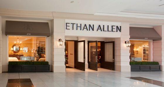 Ethan Allen Seasonal Sale in Dubai Mall