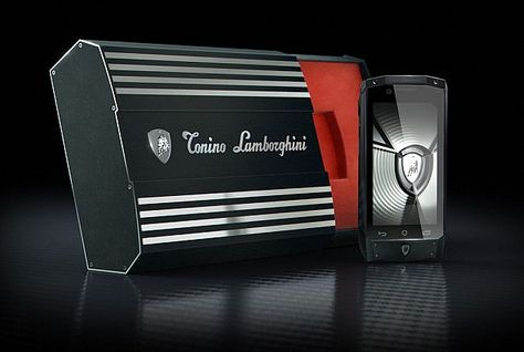 Lamborghini smart phones