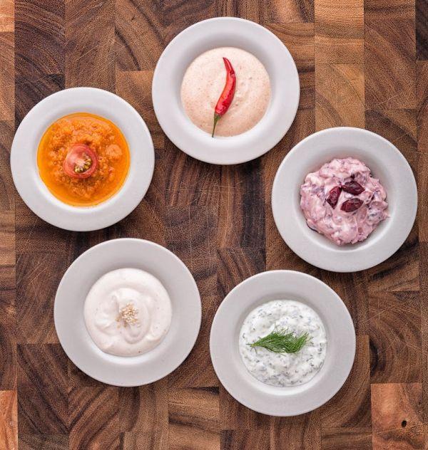 Döner & Gyros sauces