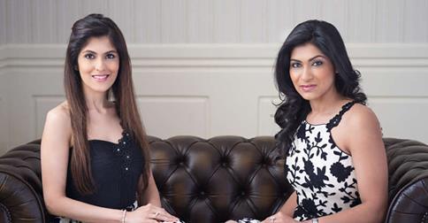 UAE based Fashion Designers Meher and Ridhhima
