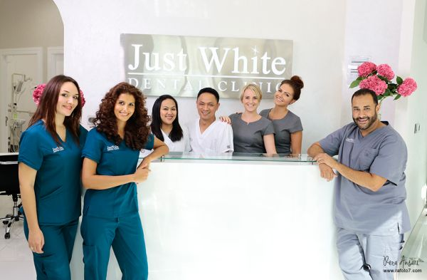 Just White Dental Clinic Staff