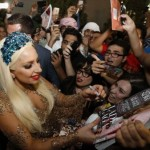 Dubai getting ready for Lady Gaga concert at Meydan