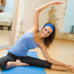 Exercise keeps a woman stronger and fitter