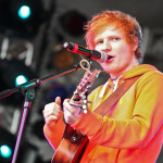 It is time for British singer Ed Sheeran in Dubai