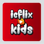 icflix kids logo