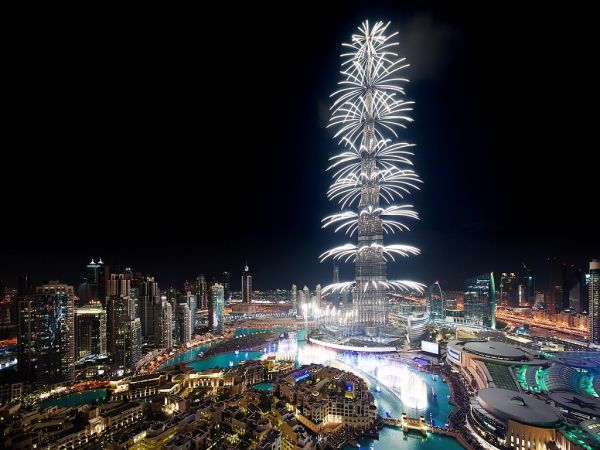 new year celebrations in uae