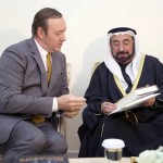 Kevin Spacey attends Arabic Theater Program in Sharjah