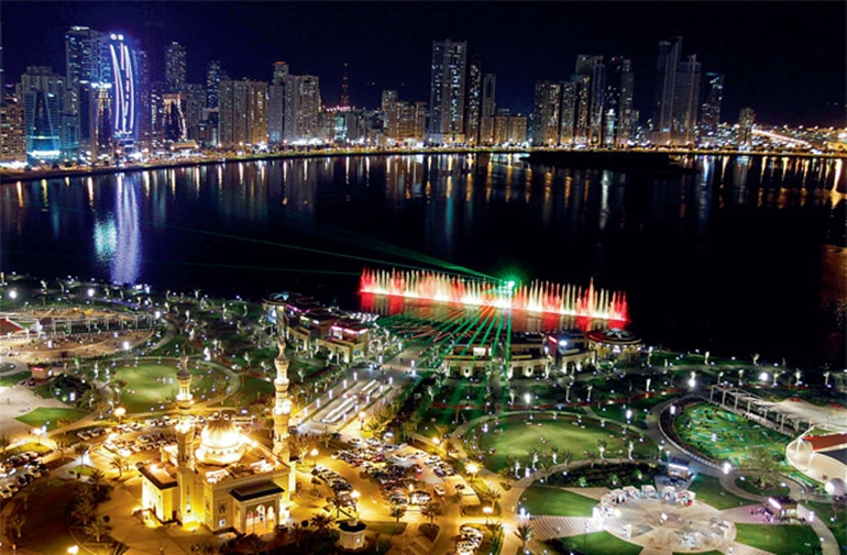 Al Majaz Waterfront Sharjah