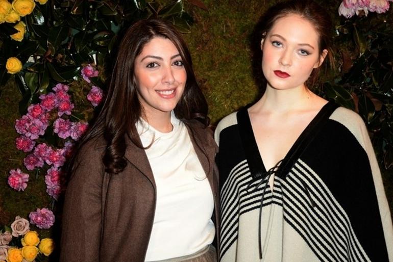 Fatema Fardan in New York Fashion World