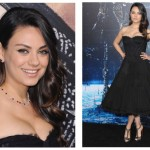 Gemfields Global Brand Ambassador Mila Kunis wears Mozambican Rubies for world premiere of Jupiter Ascending