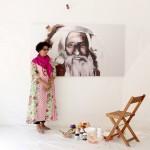 Desert Art impresses the Abu Dhabi Festival