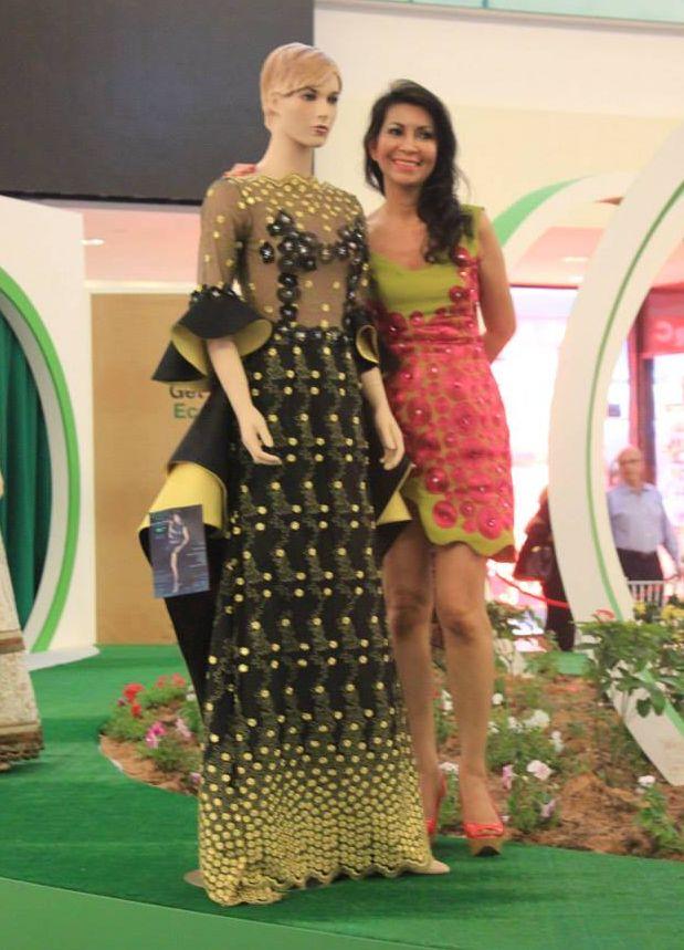 Joyce Penas Pilarsky fashion collection