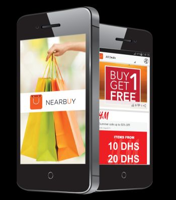 Nearbuy mobile shopping app