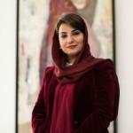 Omani Painter Alia Al Farsi First Solo Exhibition in Dubai at the Empty Quarter Gallery