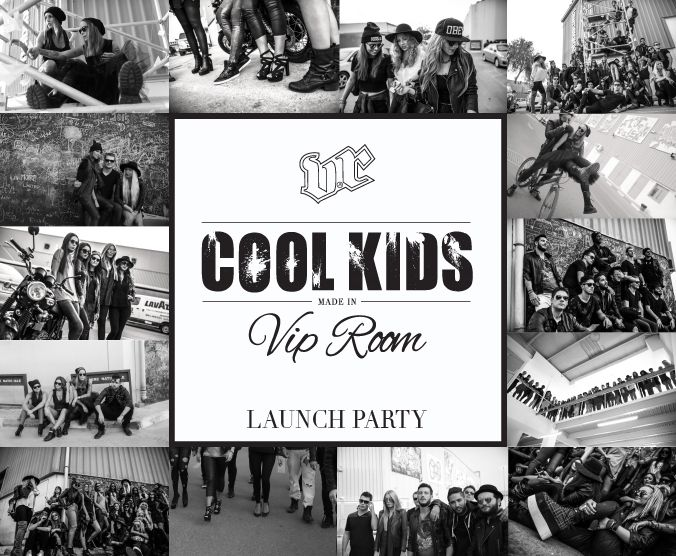cool kids made in vip room launch