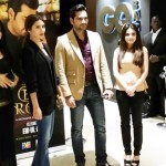 Cast of Pakistani film 'Bin Roye' visited Khaleej Times office
