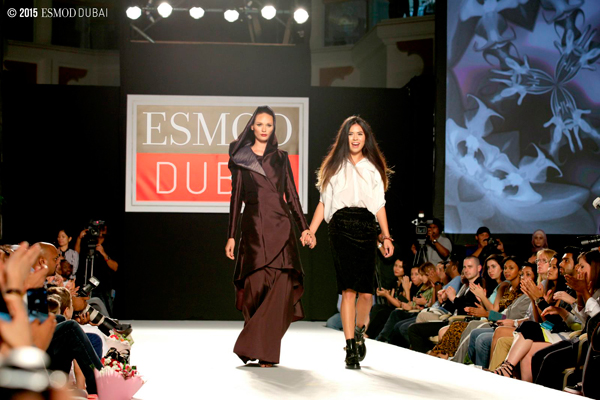 Esmod Dubai fashion collections