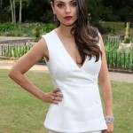 Gemfields Brand Ambassador Mila Kunis attends Ruby Launch Party in London