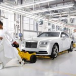 Fashion-Inspired Rolls-Royce Wraith To Arrive in UAE