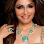 Queenie Singh Sethia brings fancy jewels to 'Araaish'