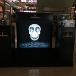 de Grisogono Is Proud To Announce The Arrival Of  The CRAZY SKULL Watch For The First Edition Of The Dubai Watch Week