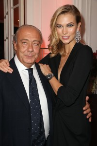 fawaz_gruosi_and_karlie_kloss_at_the_de_grisogono_party_in_paris