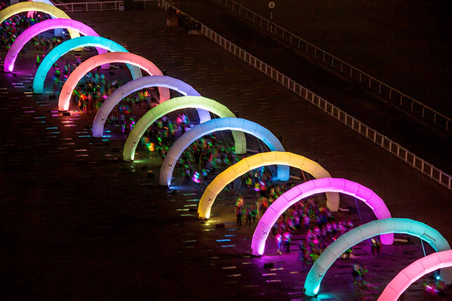 ActiveLife Electric Run launches tickets to the Abu Dhabi event taking place on 29 January