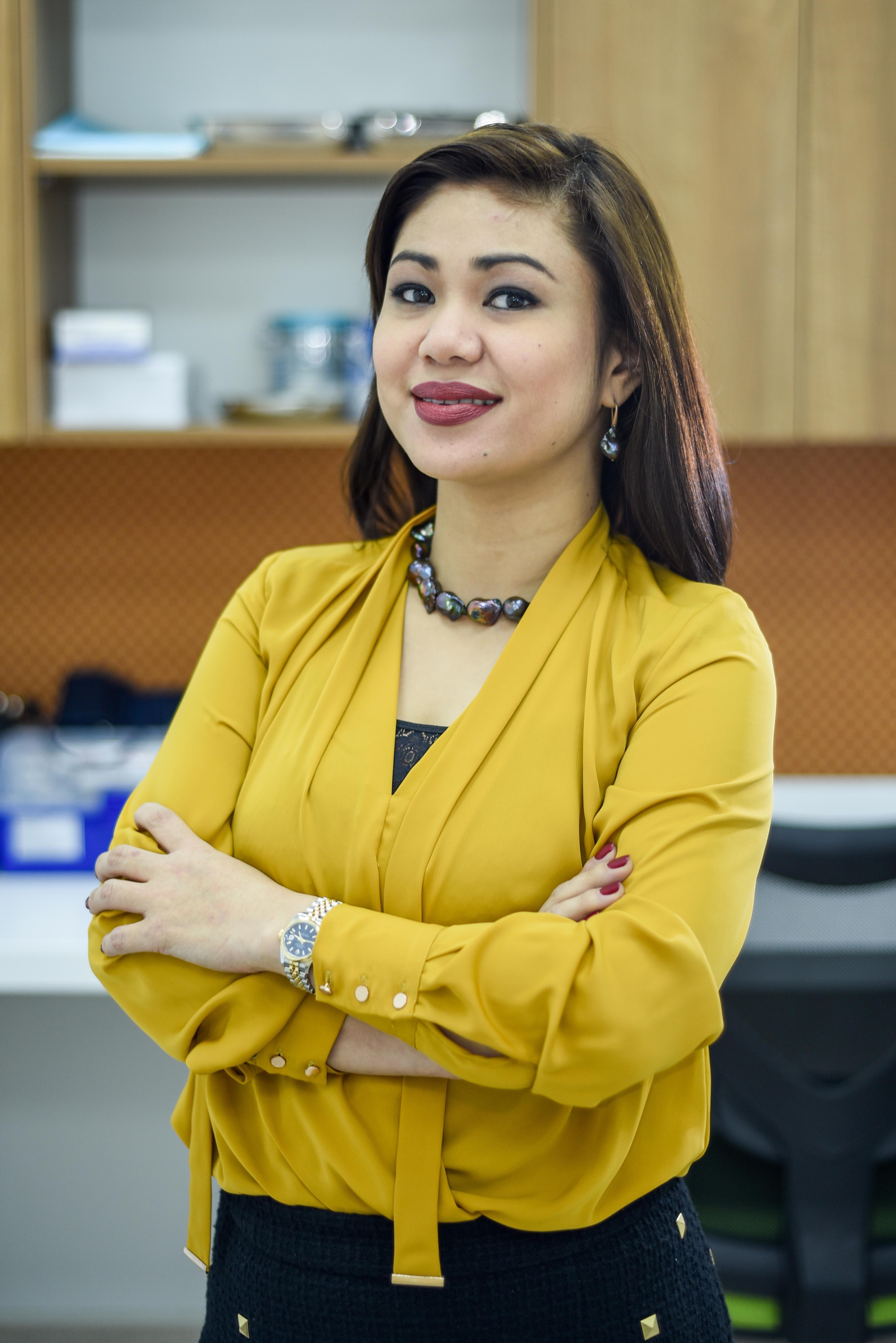 Dr Rebecca Desiderio, Chief Executive Officer, The Medical City, Dubai