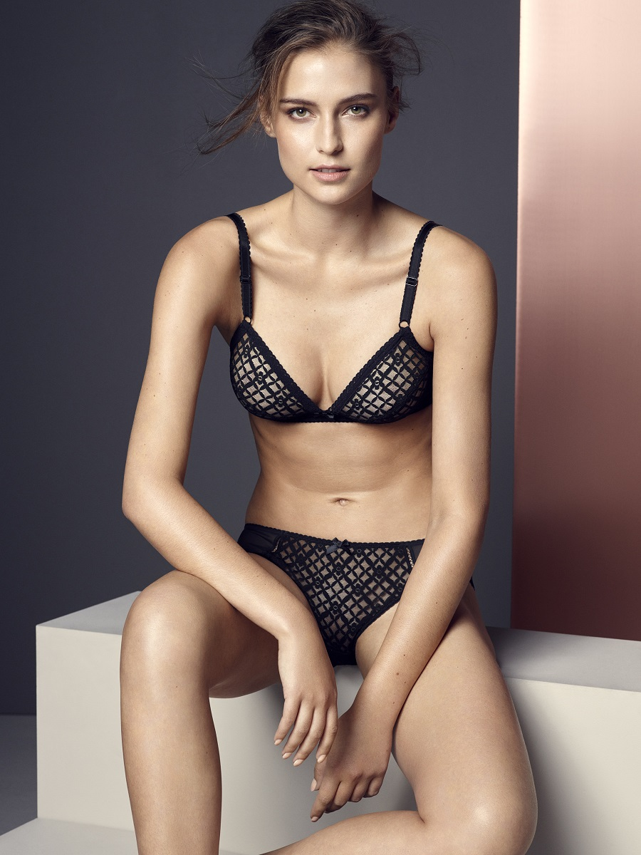 Marks & Spencer- Trellis Lace Bra launched in 2016