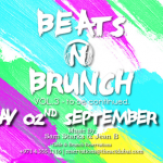 "Catch The 3rd Volume of ""Beats N Brunch""@ The Act Dubai"