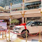 Step into an enchanted world at Wafi Mall this Dubai Shopping Festival!