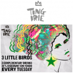 TING IRIE LADIES NIGHT