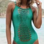 Fresh at Hamac, Despi swimwear brings bold flair to classic shapes
