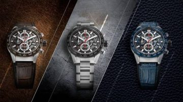 TAG Heuer Baselworld Preview – Carrera Heuer 01