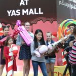YAS MALL SPRING FESTIVAL RETURNS THIS WEEKEND WITH ADVENTURES IN CANDYLAND
